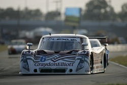 #6 Graydon Elliott Fusion Racing avec MSR Lexus Riley: Paul Tracy, Paul Mears Jr., Mike Borkowski, Ken Wilden