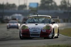 #81 Synergy Racing Porsche GT3 Cup: Danny Marshall, Steve Marshall, Hal Prewitt, John Pew, Ben McCracken