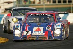 #7 CITGO Racing by SAMAX Pontiac Riley: Dario Franchitti, Marino Franchitti, Milka Duno, Kevin McGar