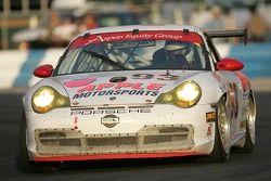 #93 TPC Racing Porsche GT3 Cup: Gary Stewart, Rob Stewart III, Dave Stewart, Bob Gilbert, Tony Ave