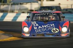 #84 Robinson Racing Pontiac Riley: George Robinson, Wally Dallenbach, Paul Dallenbach, Darin Brassfield