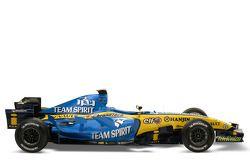 El nuevo Renault R26
