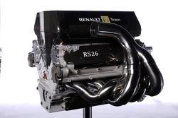 V8 motor, yeni Renault R26