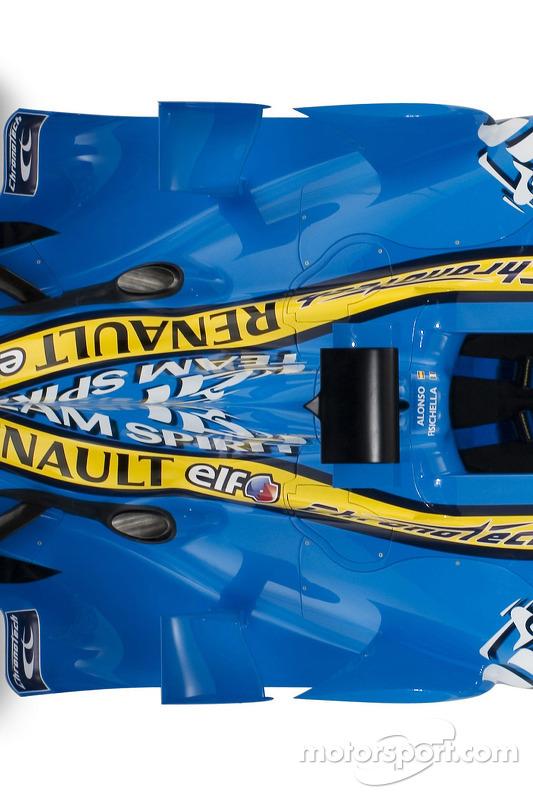 detay, yeni Renault R26