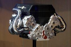 Renault RS26 V8 motor