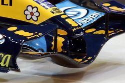 Renault R26, Detail
