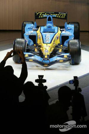 Der neue Renault R26