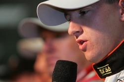 Champ Car drivers press conference: A.J. Allmendinger