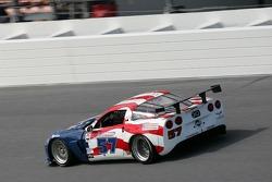 #57 Stevenson Motorsports Corvette: Tommy Riggins, Vic Rice, John Stevenson, Spencer Trenery, Dominic Cicero II