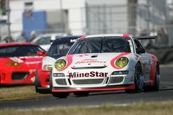 #71 SAMAX/ Doncaster Racing Porsche GT3 Cup: Dave Lacey, Brent Martini, Greg Wilkins, Mark Wilkins,