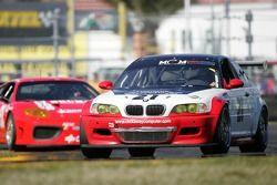 #21 Matt Connolly Motorsports BMW M3: Gerald Van Uitert, Matt Connolly, Carlos de Quesada, Rick Sutherland, Tom Sutherland