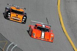 #11 Tuttle Team Racing/ SAMAX BMW Riley: Brian Tuttle, Kyle Petty, Boris Said, #19 Playboy/Uniden Ra
