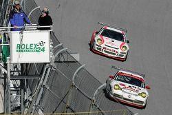 #93 TPC Racing Porsche GT3 Cup: Gary Stewart, Rob Stewart III, Dave Stewart, Bob Gilbert, Tony Ave,