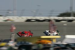 #78 Doran Racing Ford Doran: Raul Boesel, BJ Zacharias, Sébastien Bourdais, #12 Lowe's Fernandez Rac