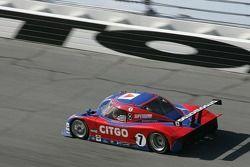 #7 CITGO Racing by SAMAX Pontiac Riley: Dario Franchitti, Marino Franchitti, Milka Duno, Kevin McGarrity