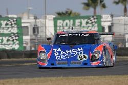 #84 Robinson Racing Pontiac Riley: George Robinson, Wally Dallenbach, Paul Dallenbach, Darin Brassfi