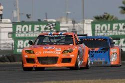 #63 Team Spencer Motorsports Mazda RX-8: Dennis Spencer, Scott Spencer, Roger Mandeville, Rich Grupp