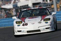 #46 Michael Baughman Racing Corvette: Michael Baughman, Ray Mason, John Connolly, Frank Del Vecchio,