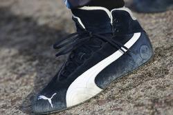 Racing shoes, Nico Rosberg