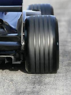 Michelin lastiği, Red Bull Racing