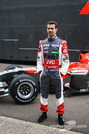 Tiago Monteiro ve yeni MF1 Racing M16