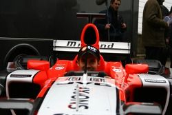 Tiago Monteiro yeni MF1 Racing M16