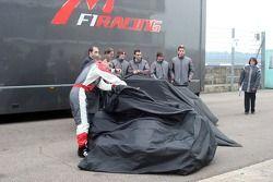 Tiago Monteiro unveils Car