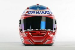 Casque de Roman Rusinov