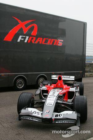 yeni MF1 Racing M16