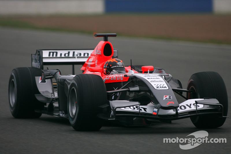 Формула 1: Midland