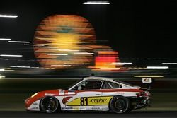 #81 Synergy Racing Porsche GT3 Cup: Danny Marshall, Steve Marshall, Hal Prewitt, John Pew, Ben McCra