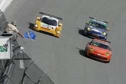 #77 Feeds the Need/ Doran Racing Ford Doran: Terry Borcheller, Forest Barber, Michel Jourdain, Harri