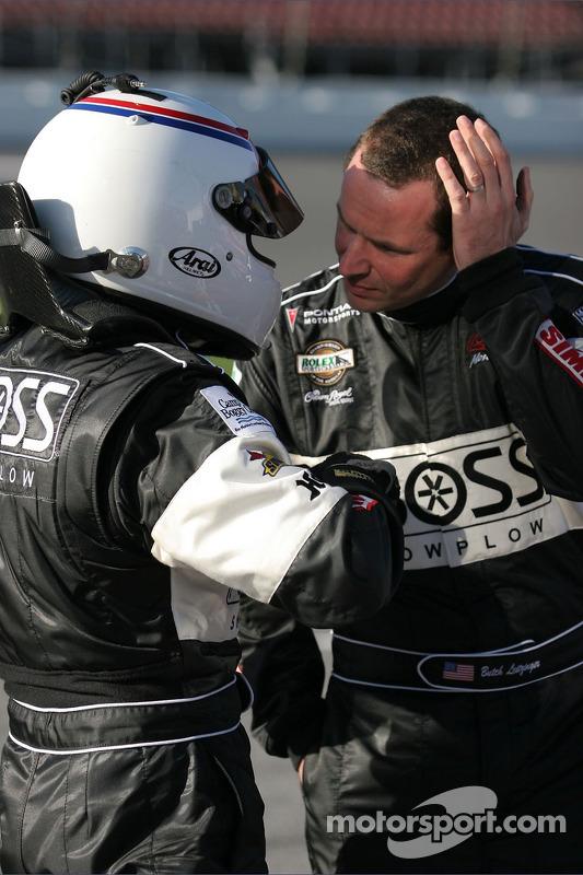 Andy Wallace et Butch Leitzinger