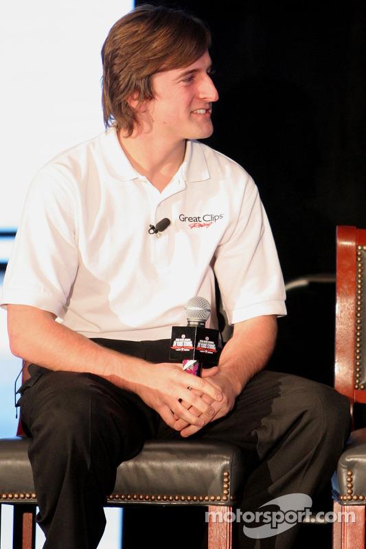 A.J. Foyt IV, Driver, Akins Motorsports, NASCAR Busch Series