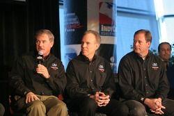 Terry Labonte, Roger Staubach et Tony Raines