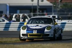 #72 Tafel Racing Porsche GT3 Cup: Wolf Henzler, Robin Liddell, Johannes van Overbeek, Graham Rahal