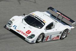 #8 Rx.com/Synergy Racing Porsche Doran: Burt Frisselle, Brian Frisselle, Patrick Huisman, Clint Field