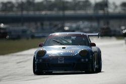 #82 Farnbacher Racing/ Farnbacher Loles Porsche GT3 Cup: Dirk Werner, Philip Peter, Dieter Quester,