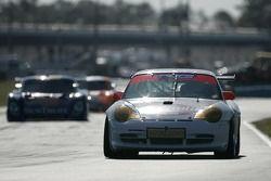 #67 TRG Porsche GT3 Cup: Marc Bullock, Bohdan Kroczek, Bill Keith, Pat Flanagan