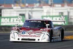 #6 Graydon Elliott Fusion Racing with MSR Lexus Riley: Paul Tracy, Paul Mears Jr., Mike Borkowski, K