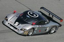#5 Essex Racing Ford Crawford: Duncan Dayton, Rick Knoop, Brian DeVries, Jim Matthews, James Gue