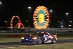 #57 Stevenson Motorsports Corvette: Tommy Riggins, Vic Rice, John Stevenson, Spencer Trenery, Domini