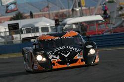#2 Howard-Boss Motorsports Pontiac Crawford: Jan Lammers, Danica Patrick, Rusty Wallace, Allan McNish