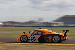 #60 Michael Shank Racing Lexus Riley: Oswaldo Negri, Mark Patterson, A.J. Allmendinger, Justin Wilso