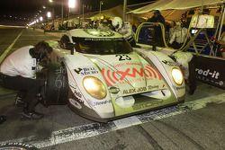 #23 Alex Job Racing Porsche Crawford: Mike Rockenfeller