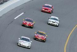 #60 Bartling/ Group 88 Motorsports Porsche 997: Stephen Goodbody, Thor Krueger, Michael Vong dominen