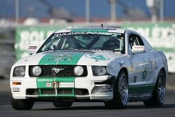 #3 Blackforest Motorsports Mustang GT: Fernando Scattolin, Scott Turner
