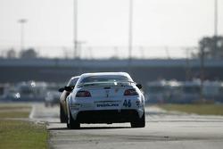 #46 Play Therapy Racing/ RMS Mazda RX-8: Paul Mitchell III, Mick Robinson