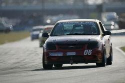 #06 Powell Motorsport Chevrolet Cobalt: Phil Malgren, Ed Magner