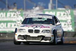 #09 Automatic Racing BMW M3: Matt Mullins, Jep Thornton